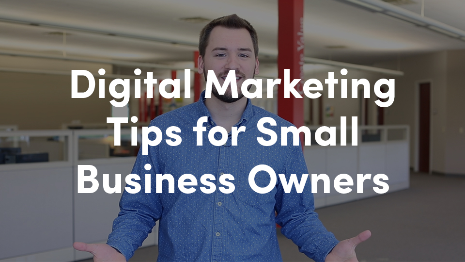 Digital Marketing Tips for Small Business Saturday