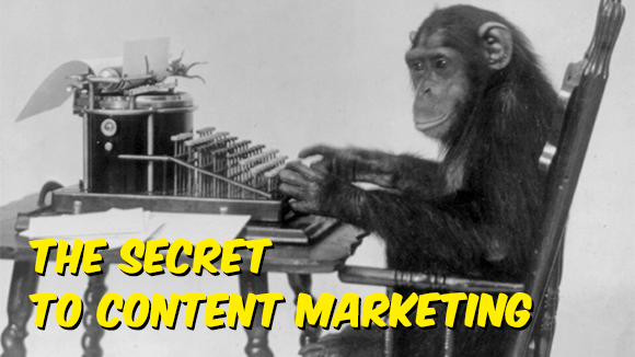 The Secret to Content Marketing