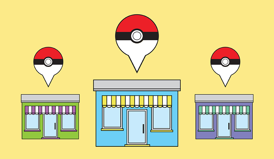 How Your Business Can Take Advantage of the Pokémon Go Craze