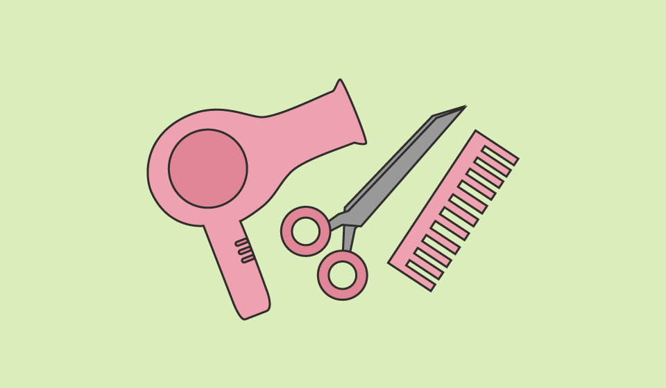 7 digital marketing ideas that will give your salon a for Salon marketing digital