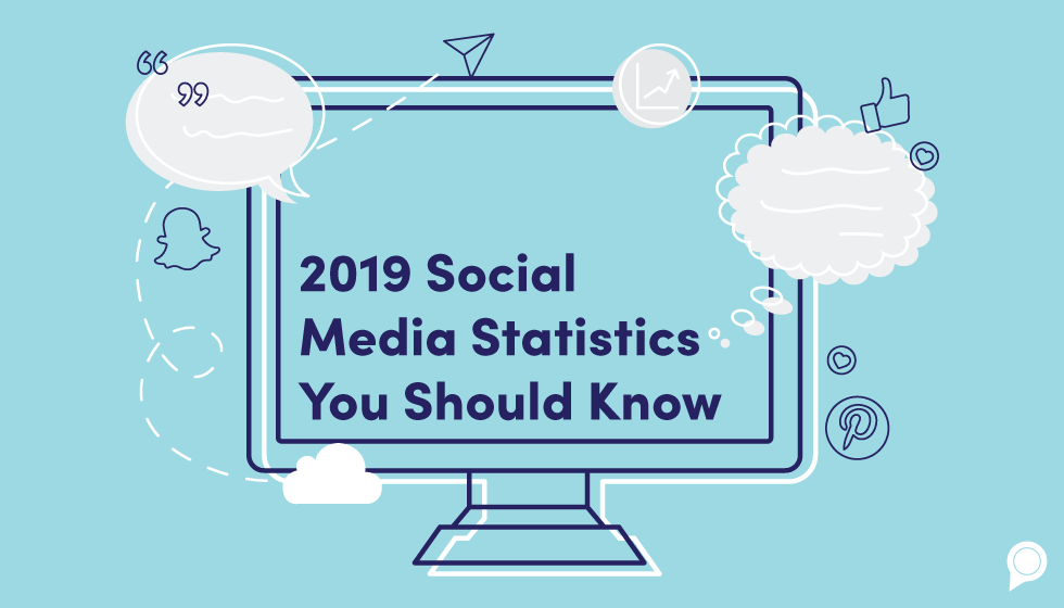 2019 Social Media Statistics You Should Know [Infographic]