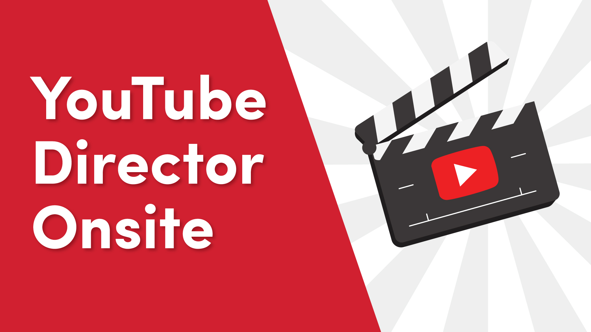 RevLocal Marketing Refresh: Introducing YouTube Director Onsite
