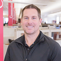 Doug Ascher  - Regional Sales Manager