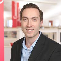 Digital Marketing Consultant, Beau Wyrick