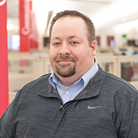 Andy Danser  - Network & Cloud Systems Administrator