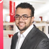 Digital Marketing Consultant, Omar Attia