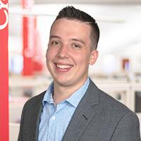 Digital Marketing Consultant, Dylan Gabel
