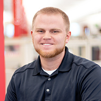 Seth Rhodes  - Business Systems Analyst
