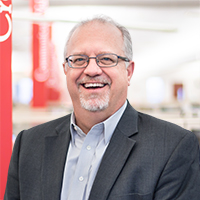 Regional Sales Manager, Bill Warren