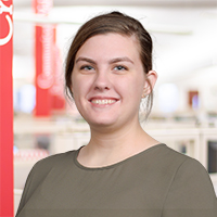 Digital Marketing Consultant, Brianna Curl