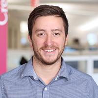 Digital Marketing Consultant, Jacob Baker