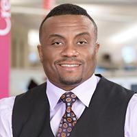 Digital Marketing Consultant, Dandre Woods