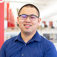 Eric Juang  - Junior Systems Analyst/Software Tester