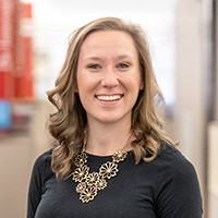 Leah Fraleigh  - Lead Digital Marketing Strategist