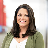 Katie Johnson  - Regional Sales Manager