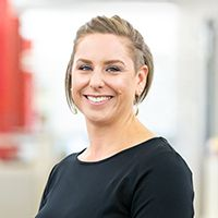 Emily George  - Strategic Solutions Manager
