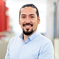 Fabian Parra  - Local Search Strategist