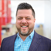 R.J. Lowery  - Regional Sales Manager