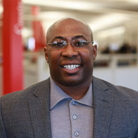 Business Development Manager, Anthony Washington