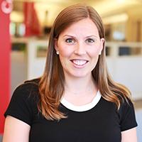 Team Lead, Charlotte Almeida