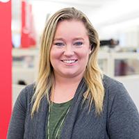 Digital Marketing Consultant, Courtney Davis