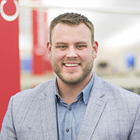 Chris Jacobson - Sales Area Leader