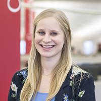 Senior Digital Marketing Consultant, Courtney Malkin