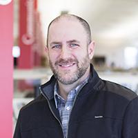 Sales Area Leader, Chuck O'Donoghue