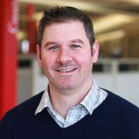 Business Development Manager, John Berka