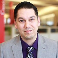 Business Development Manager, Joel Gonzalez