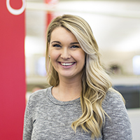 Kristen Hughes  - Senior Digital Marketing Strategist
