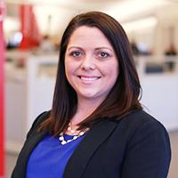 Sales Area Leader, Katie Johnson