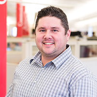 Inside Sales Associate, Larry Carey