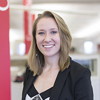 Leah Fraleigh  - Senior Digital Marketing Strategist
