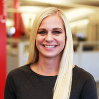 Regional Sales Manager, Lara Seamon