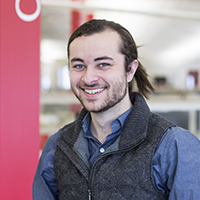 Matthew Toskin  - Senior RevSite Developer