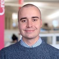 Digital Marketing Consultant, Nick Jensen