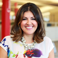 Business Development Manager, Nadia Navarro