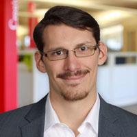 Business Development Manager, Robert de la Garza
