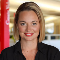 Business Development Manager, Stephanie Pipkin