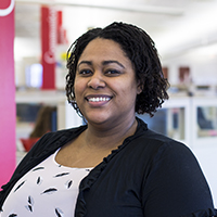 Tiffany Ware  - Digital Content Manager
